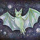 Space Bat  by Brett Manning