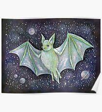 Space Bat  Poster