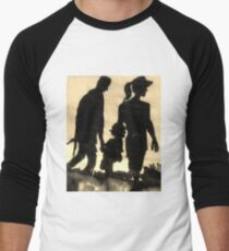 Family Day Spring Silhouette T-Shirt