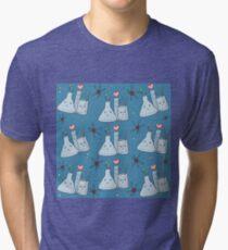 Glassware Friends Tri-blend T-Shirt