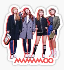 Mamamoo Sticker