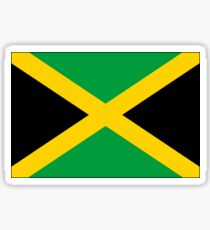 Flag of Jamaica Sticker