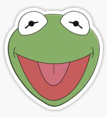 Kermit The Frog Sticker