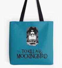 To Kill a Mockingbird Tote Bag