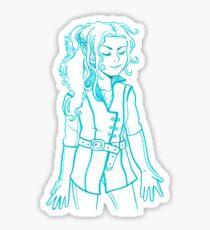 Sailor Swan v1 Sticker