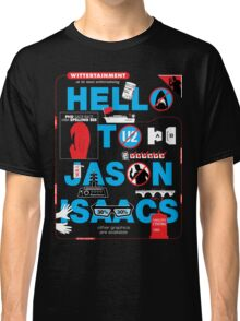 Wittertainment: 20 In-Jokes in one Graphic Classic T-Shirt