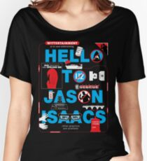 Wittertainment: 20 In-Jokes in one Graphic Women's Relaxed Fit T-Shirt
