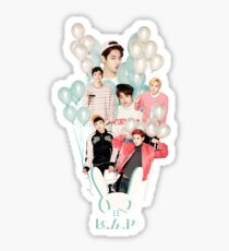 B.A.P Sticker