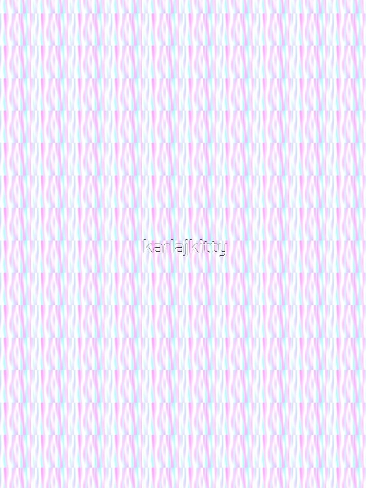 Pastel Stripes by karlajkitty