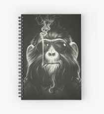 Smoke 'Em If You Got 'Em Spiral Notebook