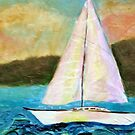 A Day on the Lake by Lisa Quenon