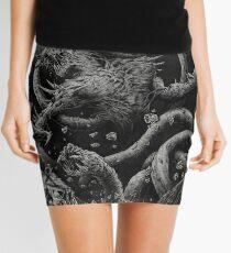 Beast Hunt Mini Skirt