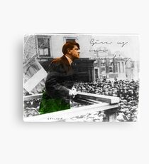 Michael Collins Canvas Print