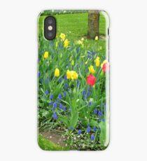 Dance of the Flowers - Keukenhof Gardens iPhone Case/Skin