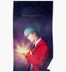 Dream Chaser Yoongi   #HappySugaDay Poster