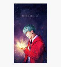 Dream Chaser Yoongi | #HappySugaDay Photographic Print