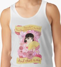 """Only One """"Most Beautiful Woman"""" In The World Tank Top"""