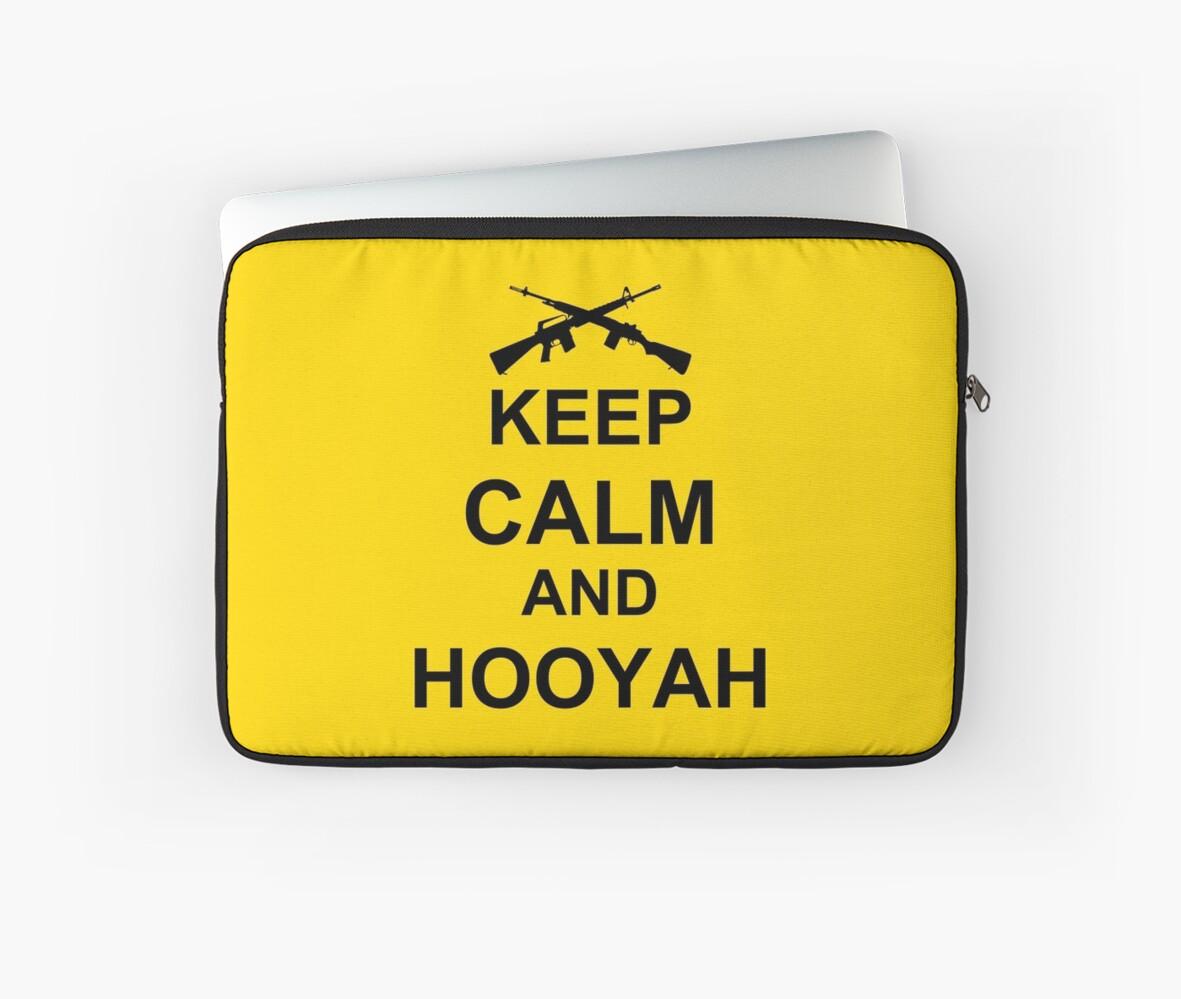 Keep Calm and Hooyah - SEALS\