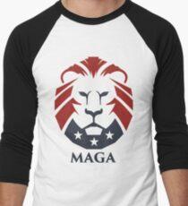 Make America Great Again Men's Baseball ¾ T-Shirt