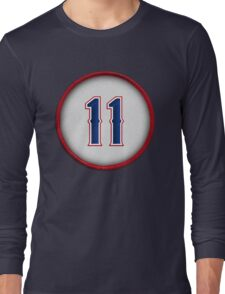 11 - Yu (alt version) Long Sleeve T-Shirt