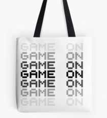 Video Game Game On PC Playstation XBox Gaming Gamers Tote Bag