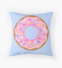 Donut Throw Pillow