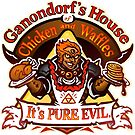 Ganondorf's House of Chicken and Waffles by Figment Forms