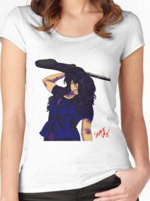 Bamf  Women's Fitted Scoop T-Shirt