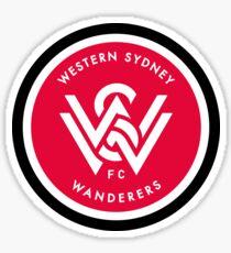 Western Sydney Wanderers Sticker