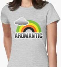 Aromantic Pride Women's Fitted T-Shirt