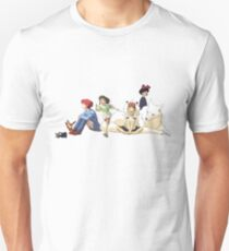 Ghibli Girls Unisex T-Shirt