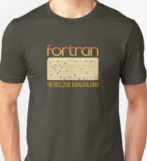 Fortran - The Original Hanging Chad Unisex T-Shirt
