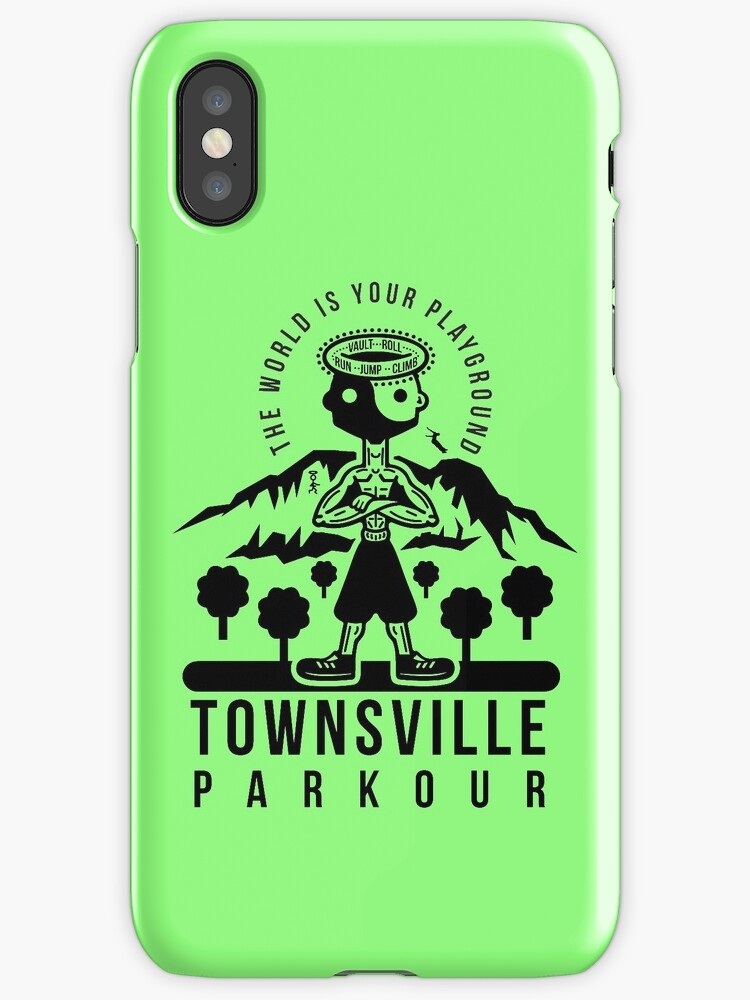 Townsville Parkour Clothing by TsvParkour