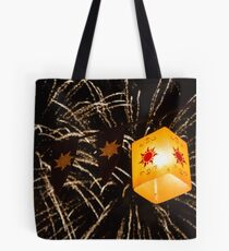 Warm and Real and Bright Tote Bag