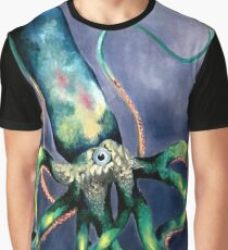 Eye of the Squid Graphic T-Shirt