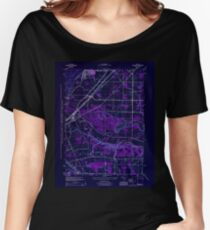 New York NY Farnham 138141 1944 31680 Inverted Women's Relaxed Fit T-Shirt