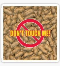 DON'T TOUCH ME! Sticker