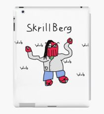 Skrillberg iPad Case/Skin