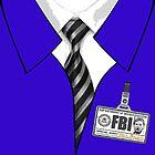 Bert Macklin: FBI by EvilutionE5150