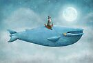 Whale Rider  by Terry  Fan