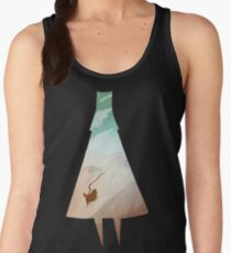 Journey: Silhouette Women's Tank Top