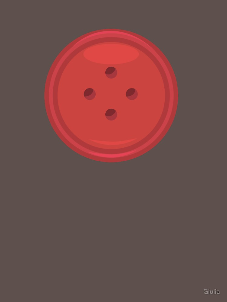 Big Red Button by Giulia