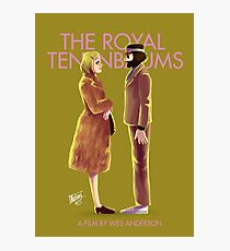 The Royal Tenenbaums by Wes Anderson Photographic Print