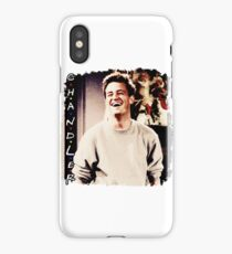 Friends --- Chandler Bing iPhone Case/Skin