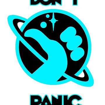 Don't Panic by CullBot
