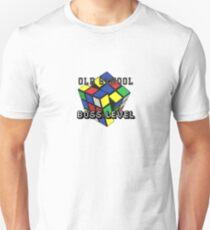 Old School, Boss Level T-Shirt