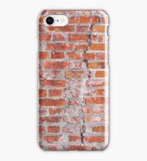 Brick wall iPhone Case/Skin