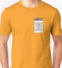 Peanut Butter Nutter Slim Fit T-Shirt
