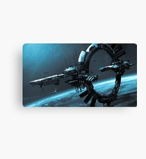 Star Citizen Canvas Print
