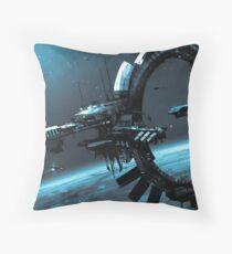 Star Citizen Throw Pillow
